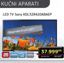 Televizor LED LCD KDL-32R420ABAEP