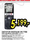 Diktafon digitalni VN-7700
