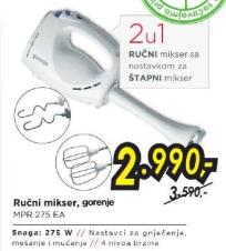 Ručni mikser MPR 275 EA
