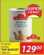 Ananas kocka