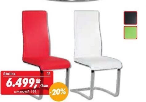 Trpezarijska stolica Linda