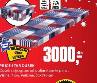 Dušek Price Star