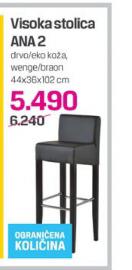 Trpezarijski stolica ANA 2