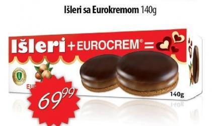 Keks eurocrem