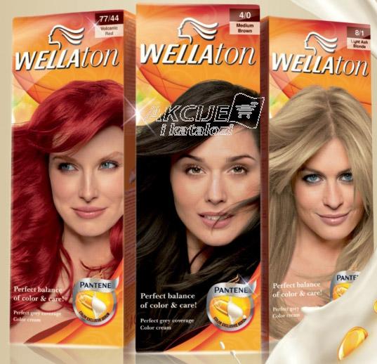 Farba za kosu, Wellaton