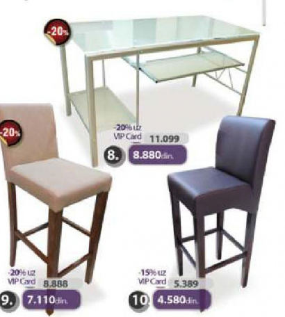 Barska stolica Art 3