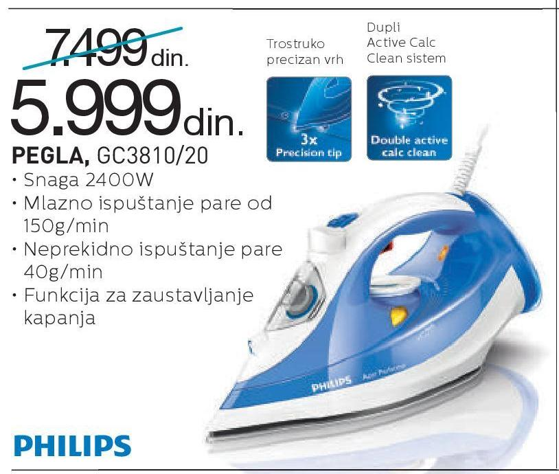Pegla GC 3810/20