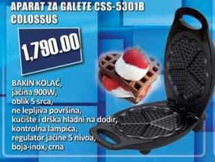 Aparat za galete Css-5301b
