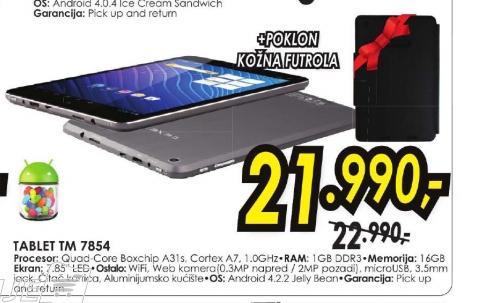 Tablet TM-7854