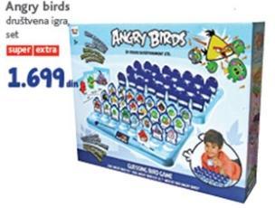 Igračka Angry birds
