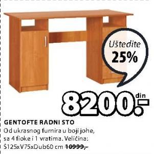 Radni sto Gentofte
