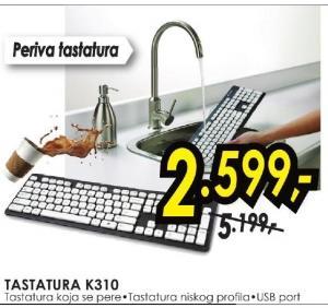 Tastatura K310