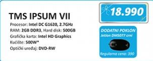 Desktop računar TMS IPSUM VII