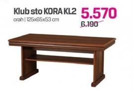 Klub sto Kora KL2