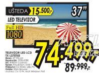 LED TV-TX L37ET5E