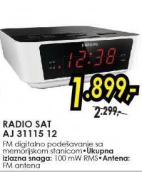 Radio Sat Aj3115/12
