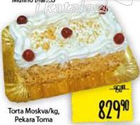 Torta Moskva