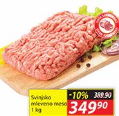 Svinjsko mleveno meso