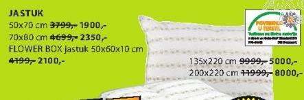 Jastuk 50x70