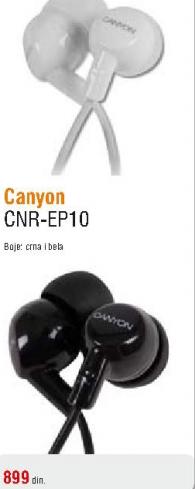 Slušalice CNR-EP10