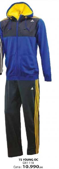 Muška trenerka TS Young OC