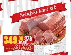 Svinjski kare s/k
