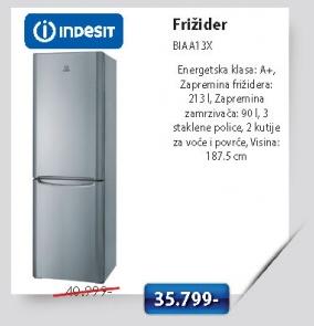Frižider Biaa13X