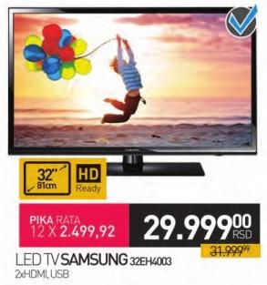 "Televizor LED 32"" 32EH4003"