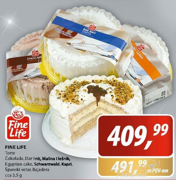 Torta Egyptian