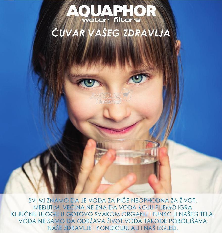 Aquaphor  Čuvar Vašeg zdravlja