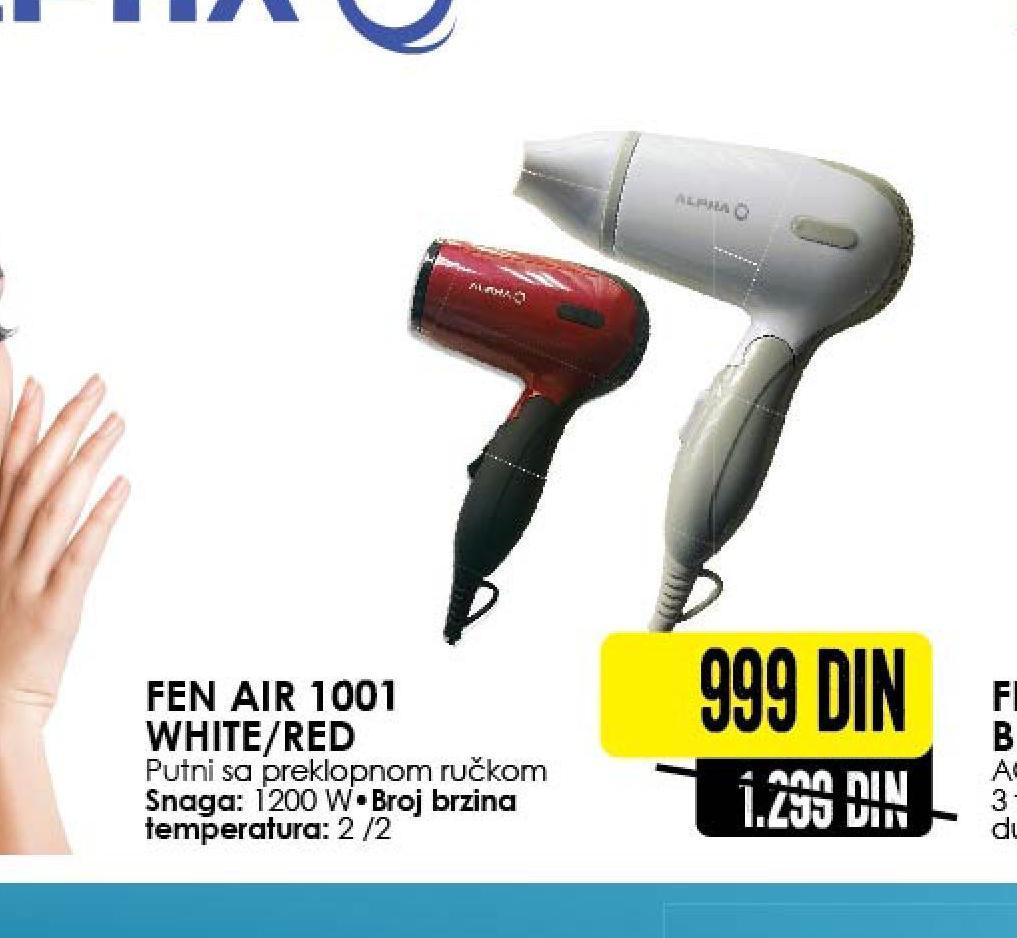 Fen Air 1001