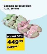Sandale za devojčice