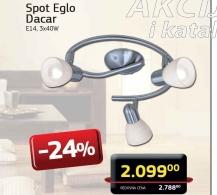 Spot Eglo Dacar
