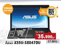 """Laptop X55U-SX047DU 15.6"""""""