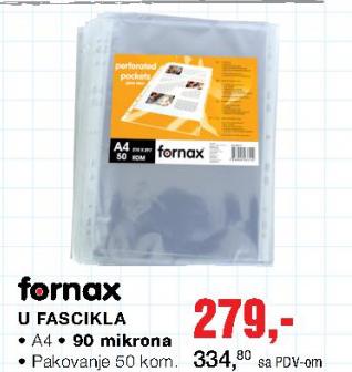 Fascikla ''U'', Fornax