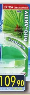 WC osveživač duo active pine fresh