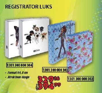 Registrator LUKS