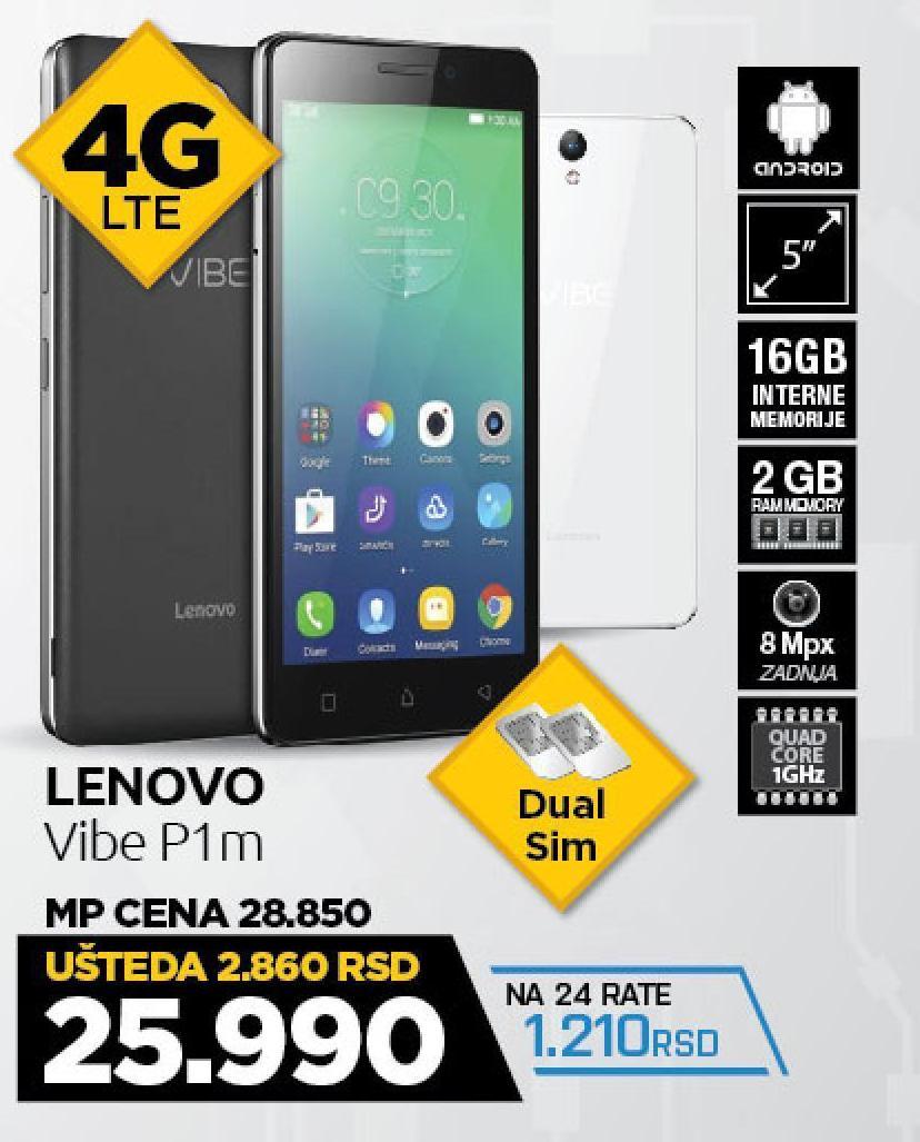 Mobilni telefon Vibe P1 M DS