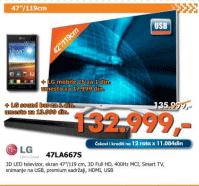 3D LED TV 42LA667S