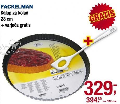 Kalup za kolač Fackelman