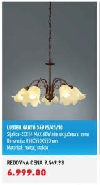 LUSTER KANTO 36995/43/10