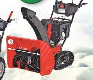 Snežna freza ME 66 T