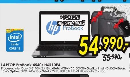 Laptop ProBook 4540s H6R10EA