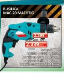 Bušilica MAC-20