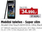 Mobilni telefon One Touch 6033 IDOL ULTRA Black