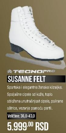 Klizaljke Susanne Felt