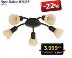 Spot Dakar 87083