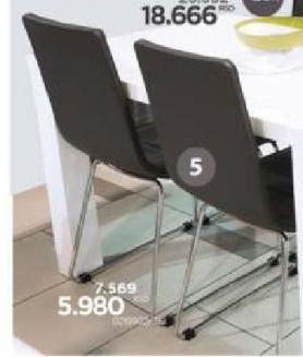 Trpezarijska stolica Naive