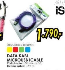 Data kabl