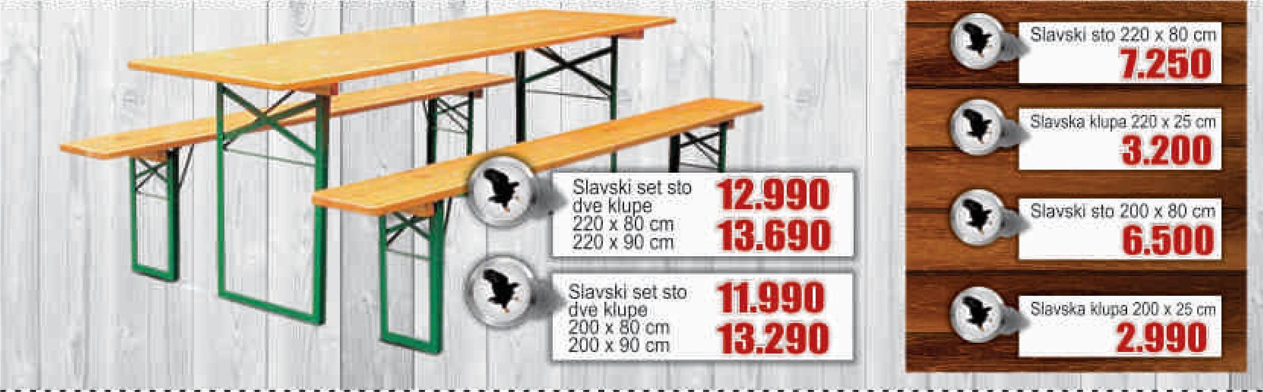 Slavski set